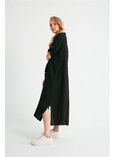 Robin Elbise Siyah